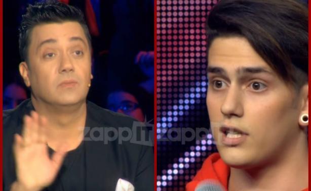 X Factor - Auditions: «Τα έχασε» ο Τάσος με την παρατήρηση του Θεοφάνους!