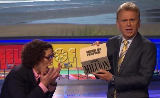 VIDEO | Απίστευτο! Κέρδισε 1.000.000 δολάρια στον «Τροχό της τύχης»