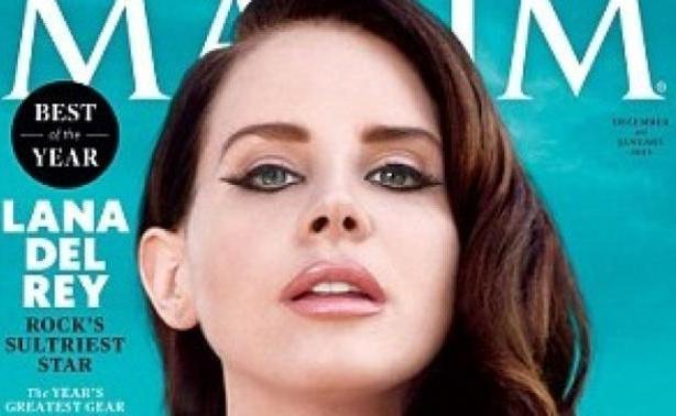 Lana Del Ray: Φωτογραφήθηκε μονάχα με εσώρουχο και ένα σεντόνι
