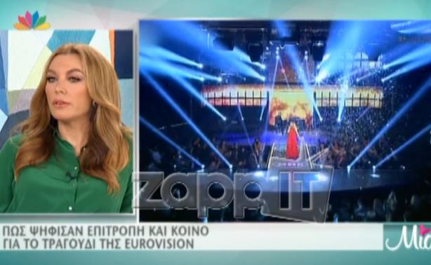 Eurovision 2015: Πως ψήφισαν κοινό και επιτροπή για τα τραγούδια;