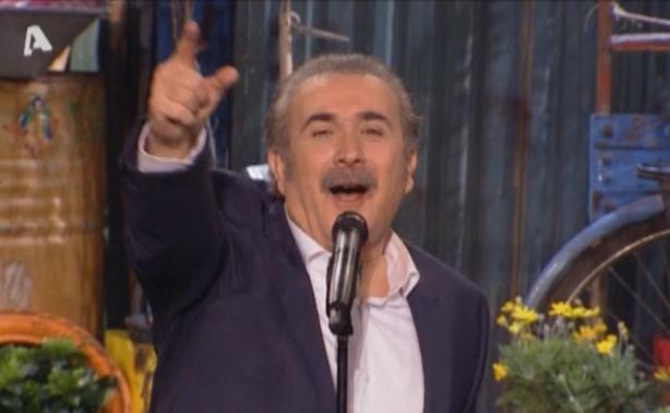 Τηλεθέαση: Τα σήκωσε όλα ο Λάκης Λαζόπουλος!