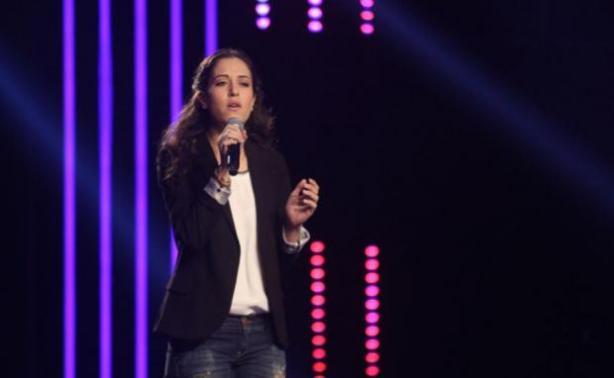VIDEO   The Voice 2: Έκανε την Βανδή να γυρίσει την τελευταία στιγμή