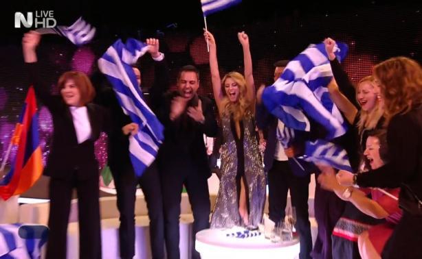 Eurovision 2015: Η Ελλάδα και η Μαρία Έλενα Κυριάκου πέρασαν στον Τελικό!