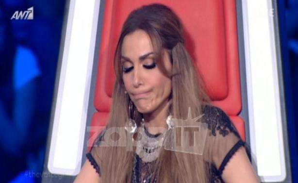 VIDEO | The Voice: Σε πολύ δύσκολη θέση η Δέσποινα Βανδή - Ποιον πήρε μαζί της στο επόμενο live;