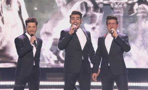 Eurovision 2015 - Τελικός: Εξαιρετική η εμφάνιση της Ιταλίας!