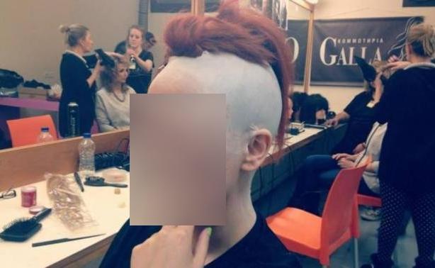 Τι συνέβη στα μαλλιά Ελληνίδας τραγουδίστριας;