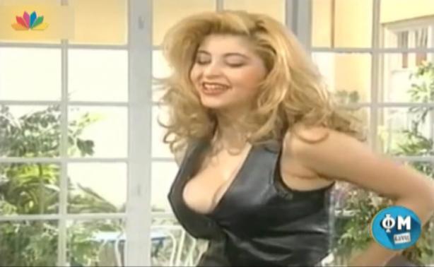 Άννα Μαρία Λογοθέτη: Το σέξι κορίτσι των '90s και το... comeback της!