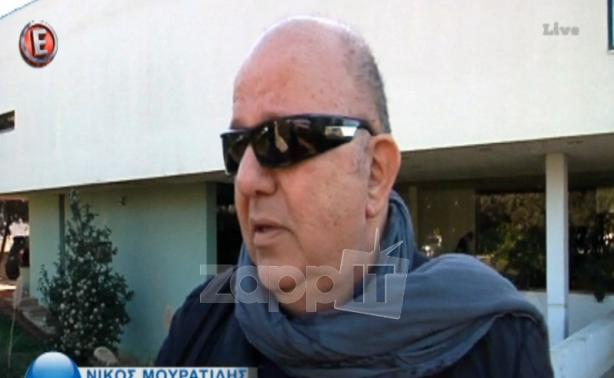 Νίκος Μουρατίδης: «Αν ο Μητσοτάκης γίνει πρωθυπουργός θα μεταναστεύσω»