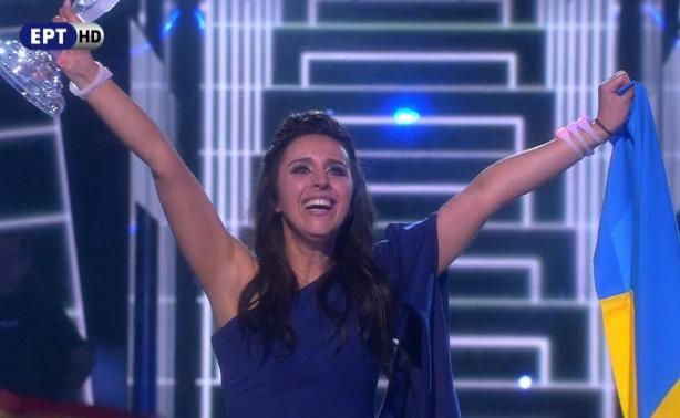 Eurovision 2016: Η Ουκρανία νίκησε στον 61ο διαγωνισμό!
