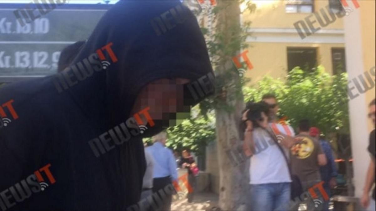 """Εικόνες σοκ από την τελευταία επίθεση του """"δράκου"""" (VIDEO)"""
