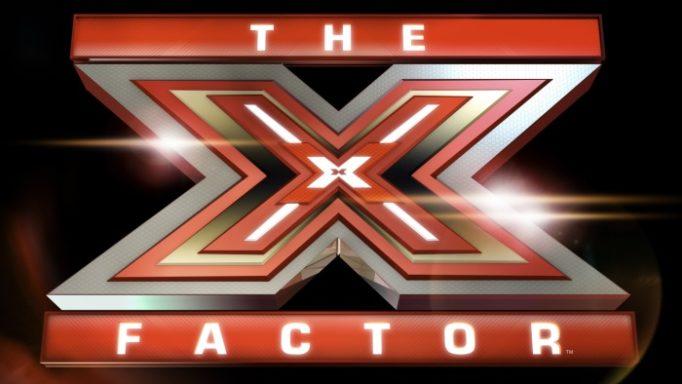 THE X FACTOR: Logo.