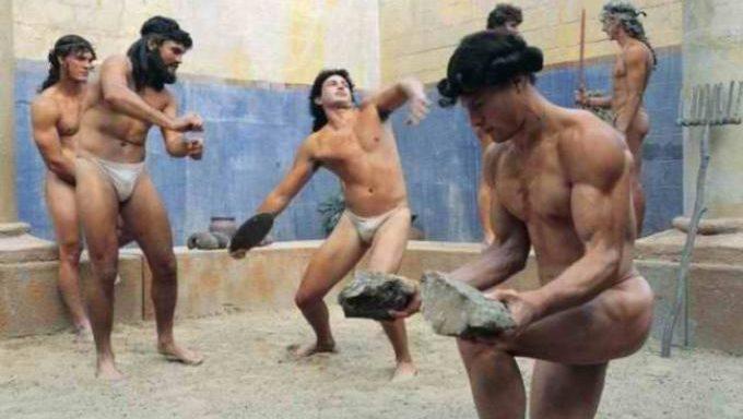 Αρχαία Ελληνικά γκέι πορνό
