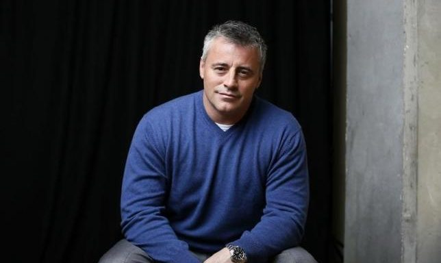 Actor Matt LeBlanc poses for a portrait in Los Angeles