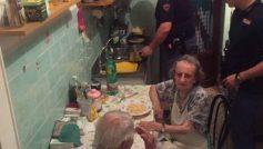 Ηλικιωμένο ζευγάρι