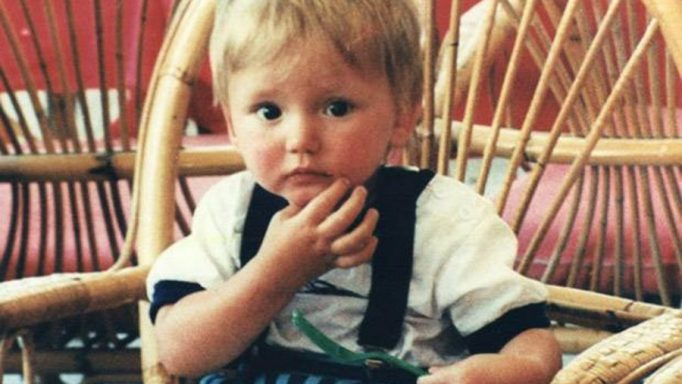 epa05297262 (FILE) An undated file handout photograph made available by British South Yorkshire Police on 17 May 2015 showing Ben Needham who was just 21 months old when he disappeared from the village of Iraklise, Kos, on 24 July 1991. Reports on 10 May 2016 state that British police officers have arrived on Kos to look for new witnesses in the search for Ben Needham, who went missing almost 25 years ago.  EPA/SOUTH YORKSHIRE POLICE / HANDOUT  HANDOUT EDITORIAL USE ONLY/NO SALES *** Local Caption *** 51939335