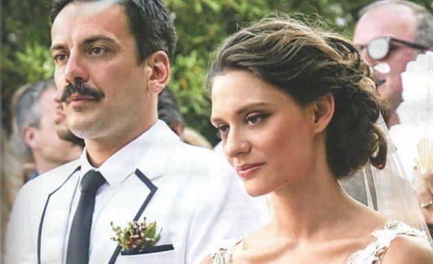 ce222e28042b Τόνυ Σφήνος – Ιωάννα Γραμματικού  Η πρώτη δημοσιά εμφάνιση μετά το γάμο  τους!
