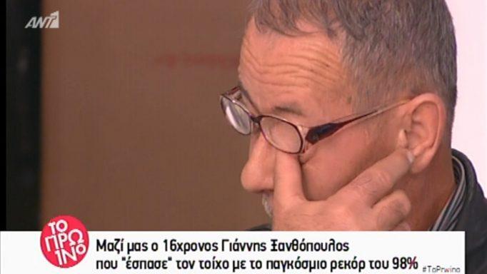 Γιάννης Ξανθόπουλος