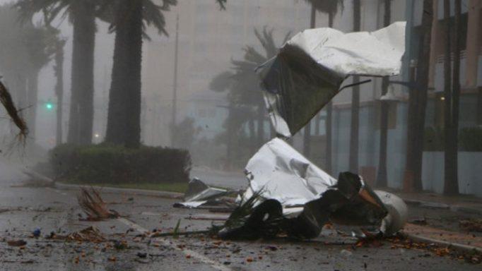 Τυφώνας Μάθιου