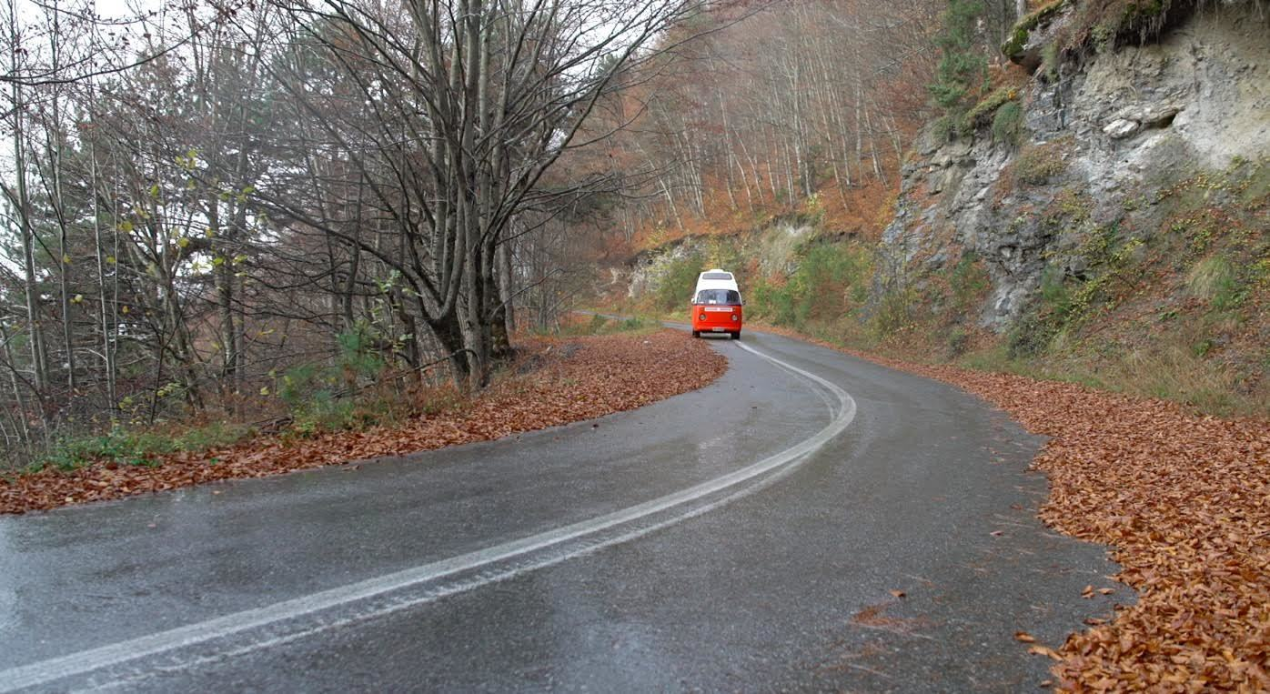 Στο δρόμο