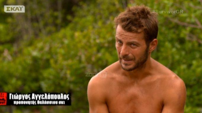 Survivor: «Ο Γιώργος Αγγελόπουλος είναι υπερεκτιμημένος! Αν τον παρατηρήσεις…»(video)