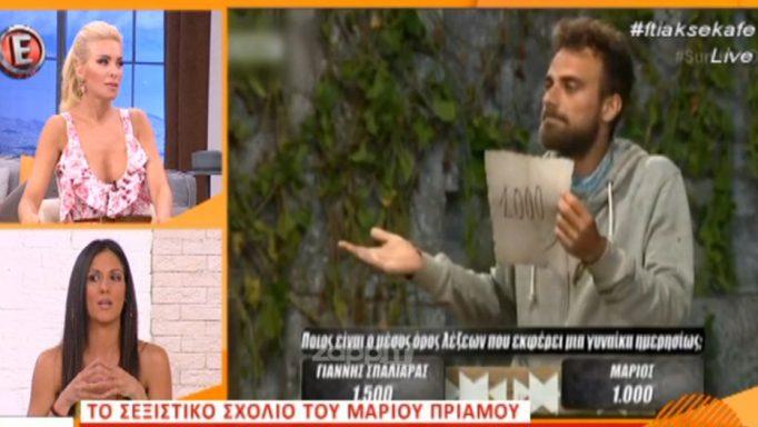Μάριος Πρίαμος Ιωαννίδης