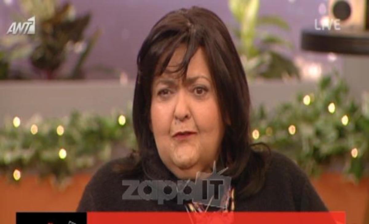 Βέτα Μπετίνη: Η συγκλονιστική αποκάλυψη που είχε κάνει για το χειρουργείο στον εγκέφαλο(video)