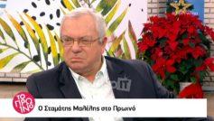 Σταμάτης Μαλέλης