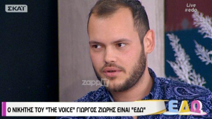 Γιώργος Ζιώρης