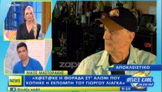 Νίκος Μαστοράκης