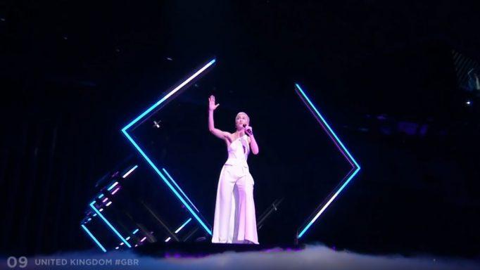 Eurovision 2018 Τελικός