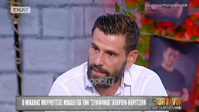 Μιχάλης Μουρούτσος
