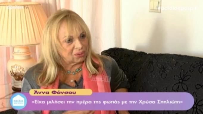 Άννα Φόνσου