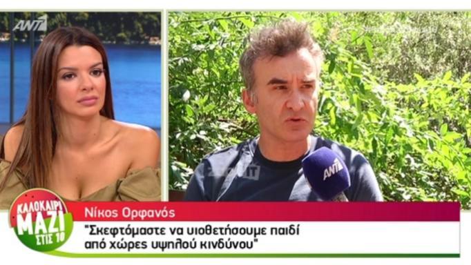 Νίκος Ορφανός