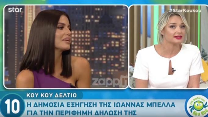 Ιωάννα Μπέλλα