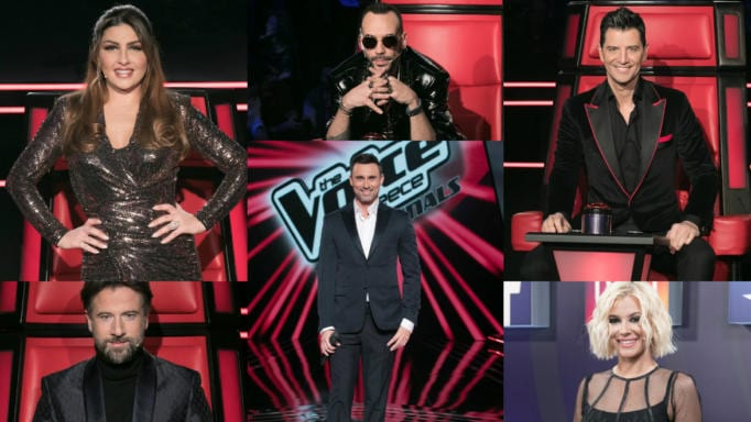 The Voice τελικός