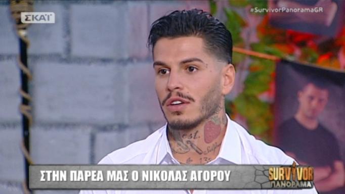 Νικόλας Αγόρου
