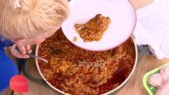 γιουβέτσι κοτόπουλο