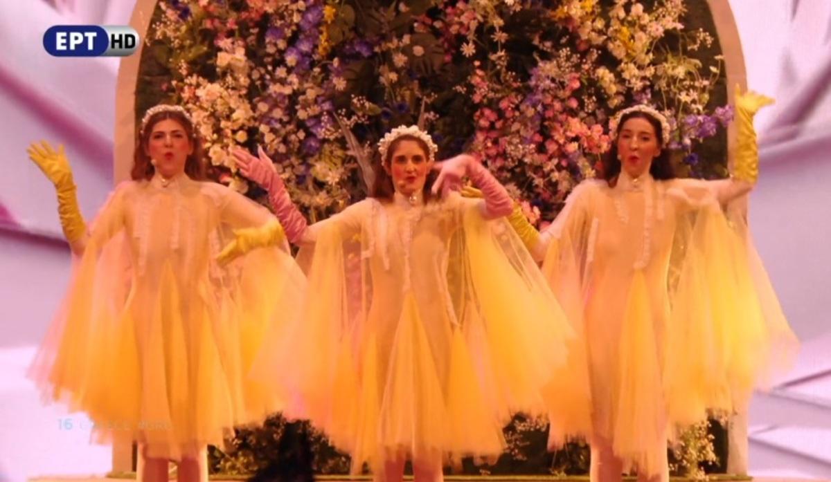 Eurovision 2019 – Α' Ημιτελικός: Η Κατερίνα Ντούσκα έκλεψε την παράσταση!