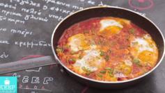 αβγά με ντομάτα