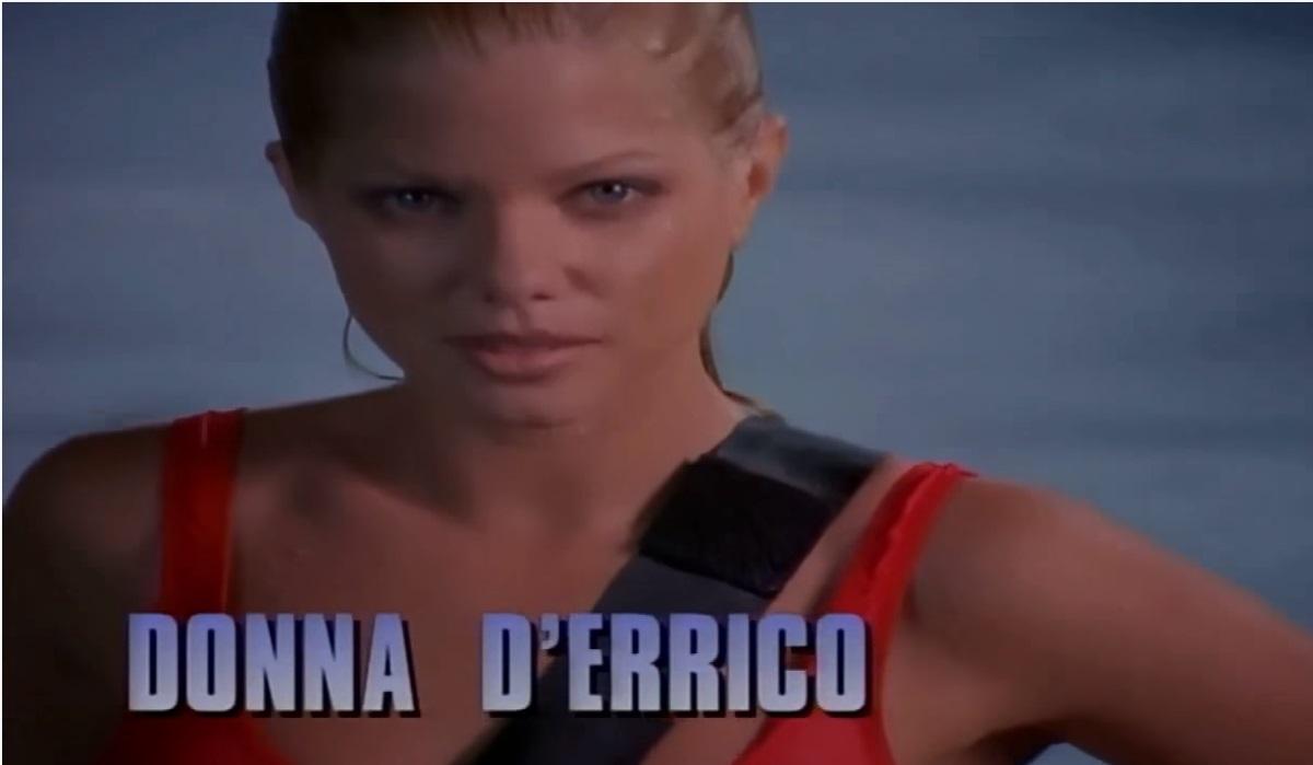 Donna D' Errico