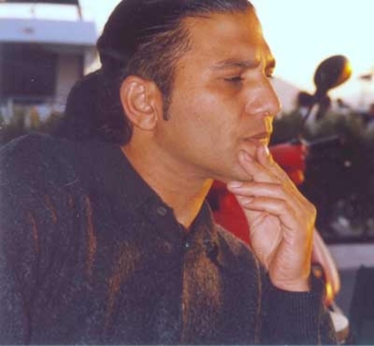 Βασίλης Μοσχονάς