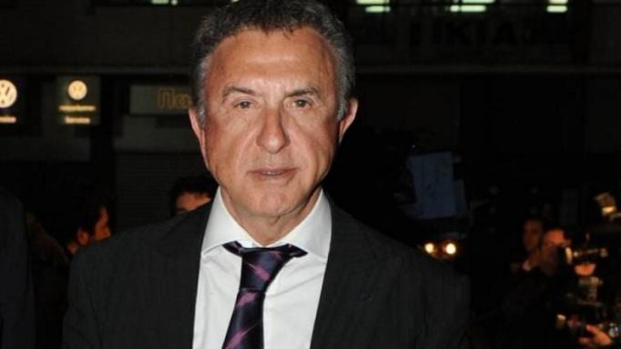 Αργύρης Παπαργυρόπουλος