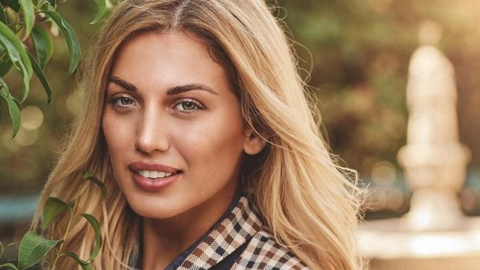 Κωνσταντίνα Σπυροπούλου: «Έφερε» την άνοιξη στη καρδιά του χειμώνα