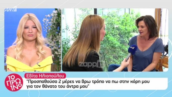 Εβίτα Ηλιοπούλου