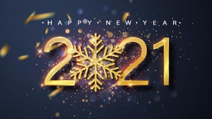 Καλή Χρονιά! Ευτυχισμένο το 2021! | Zappit