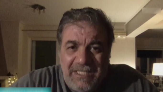 Δημήτρης Σταρόβας