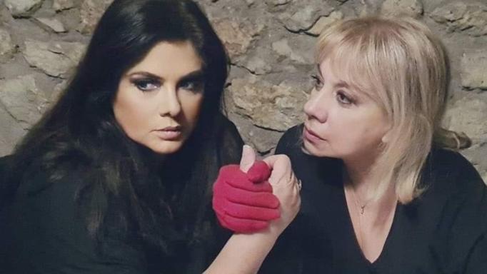 Άννα Ανδριανού, Βάσια Παναγοπούλου