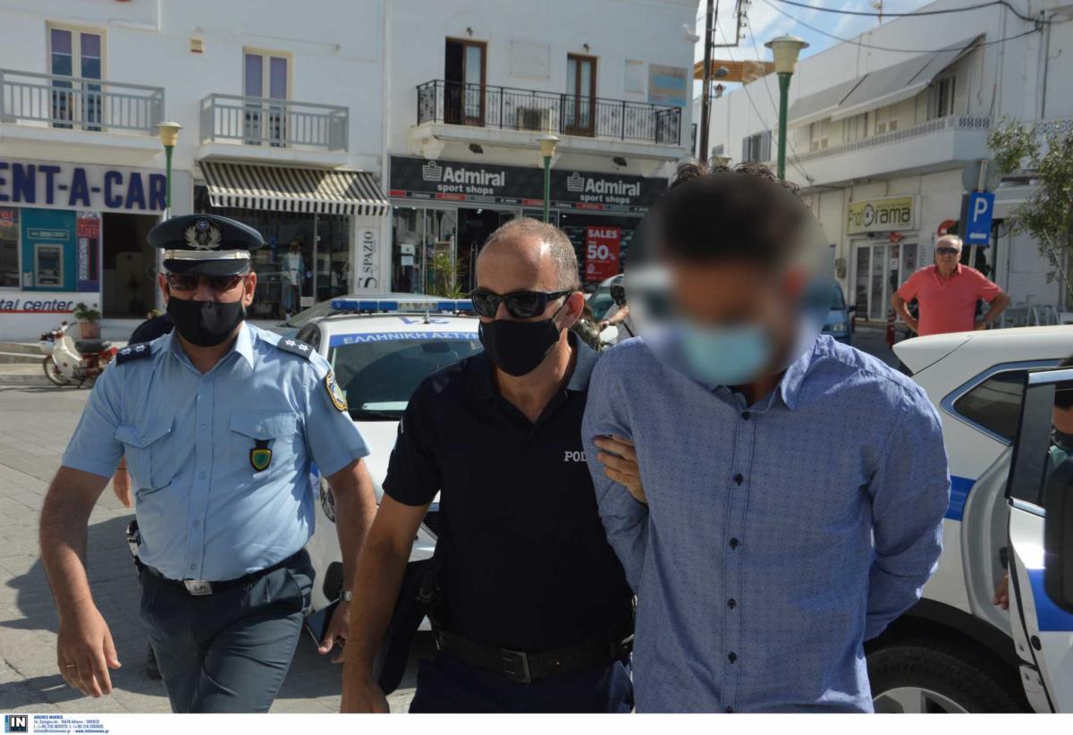 Φολέγανδρος: Έκανε απόπειρα αυτοκτονίας ο δολοφόνος της Γαρυφαλλιάς