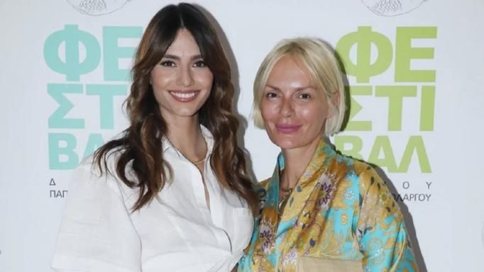 Ηλιάνα Παπαγεωργίου, Έλενα Χριστοπούλου;