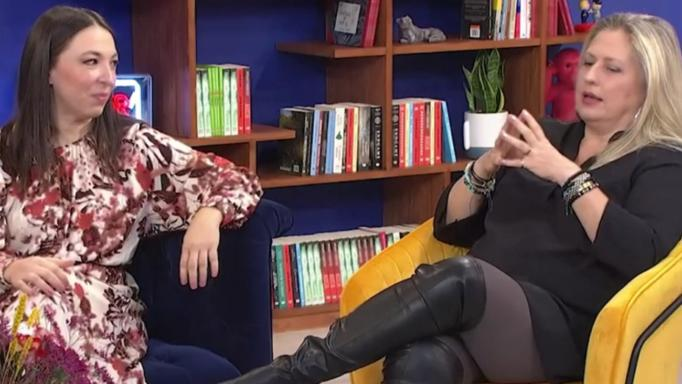 Αλίκη Κατσαβού, Σάντρα Βουτσά